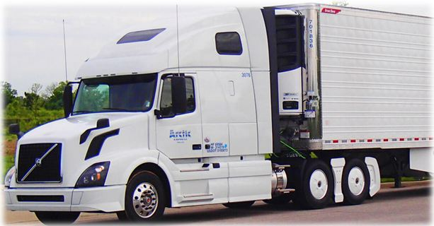 Aerodynamic Tractor Trailer : How to improve semi tractor aerodynamics truckfreighter